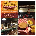 The best barbecue in Whitefish Mt...The Shak!!!