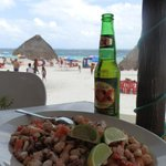 Best. Ceviche. Ever.