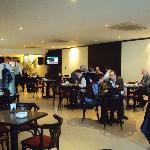 26-Corrientes-Hotel Guaraní: Cafetería