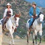 Romantic Trail Rides