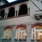 3-Corrientes-Havanna Café: La casona