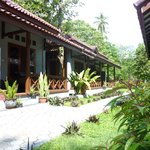 Foto de Damai Bungalows