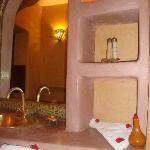 Salle de bain Chambre Eau de Roe