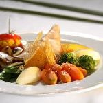 Gemüseteller | vegetable platter