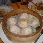 Pork & crab meat soup dumplings