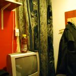another room, the smallest I`ve ever been