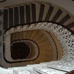 Staircase in Monaco (Kimpton DC)