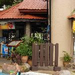 pool bar..Gaya's