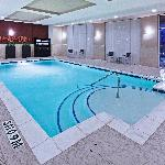 Indoor Salt Water Swimming Pool