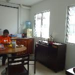 Super clean kitchen