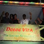 New Yrs Eve at La Dolce Vita