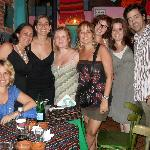 With Friends at Cielito Lindo