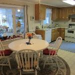 Guest use kitchen