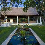 Villa Number 5 with land size 1,600 square meters