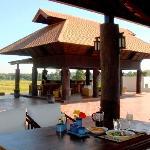 Breakfast at Na Kham Luang restaurant