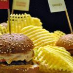 Foto van Burger Bites