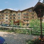Foto de Hotel Alla Rosa