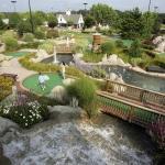 2 18 Hole Mini Golf Course