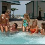 Beachside Hot Tub