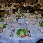 Banquets, wedding receptions, and social events are our speciality