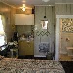 Cottage interior