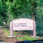 Mt. Madonna Entrance