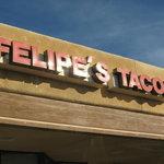 Felipe's Tacos, Santa Fe