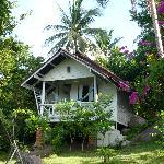 unsere Hütte