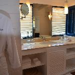 Dhoni suite (817) - bathroom sink area