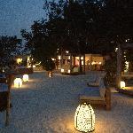 Mu beach restaurant