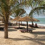 Hôtel Neptune Saly Sénégal Plage