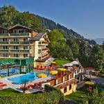 Hotel Berner Zell am See southview