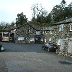 Annexe ajoining Windermere Hotel