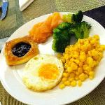 豐富的早餐