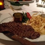 Rump Steak with Frites