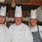 Il trittico di chef