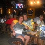 Packer Fans in Paradise