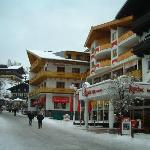 Foto di Alpenhotel Saalbach