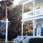 Bayfront Westcott House, on the bay at 146 Avenida Menendez, St. Augustine, FL