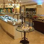 Sheraton Khalidiya breakfast buffet