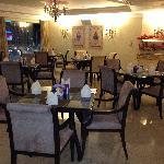 Sheraton Khalidiya restaurant
