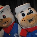 Meet Hidy and Howdy, the 1988 Calgary Olympic Mascots! (One of few pairs left)