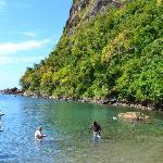 Area snorkeling