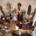Hochzeit in unserer Hauskapelle