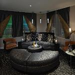 Presidential Suite's Hospitality Room