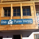 Photo de Rifugio Punta Trieste