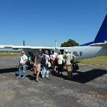 Flieger nach Inhaca