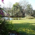 Honeymoon Rondavel (Garten)