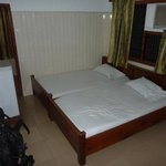 Twin/double bed
