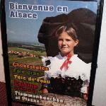L'Alsace est proche de Tours !